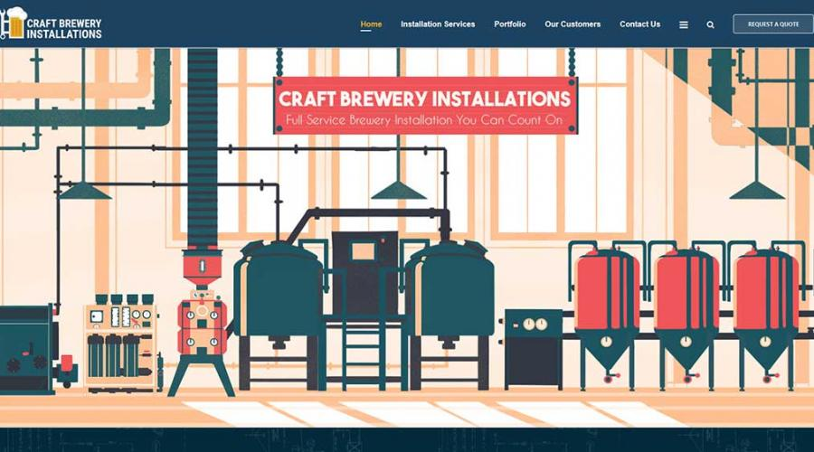Craft Brewery Instrallations