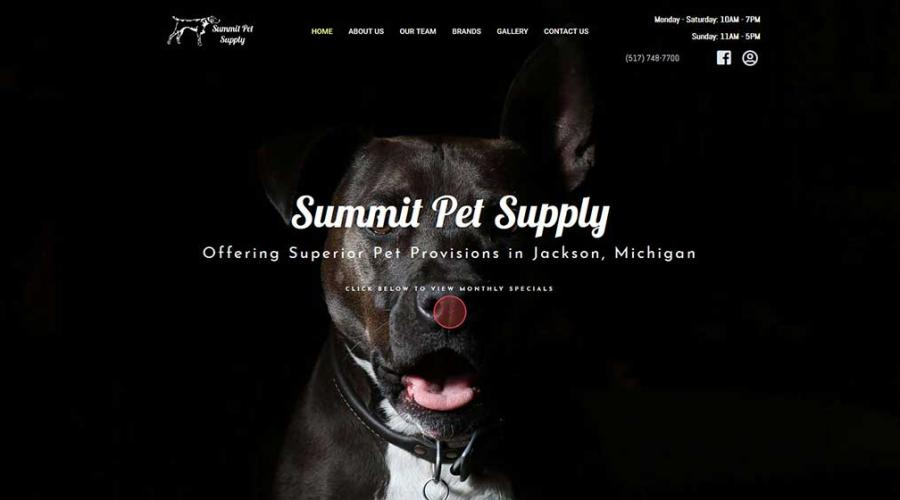 Summit Pet Supply