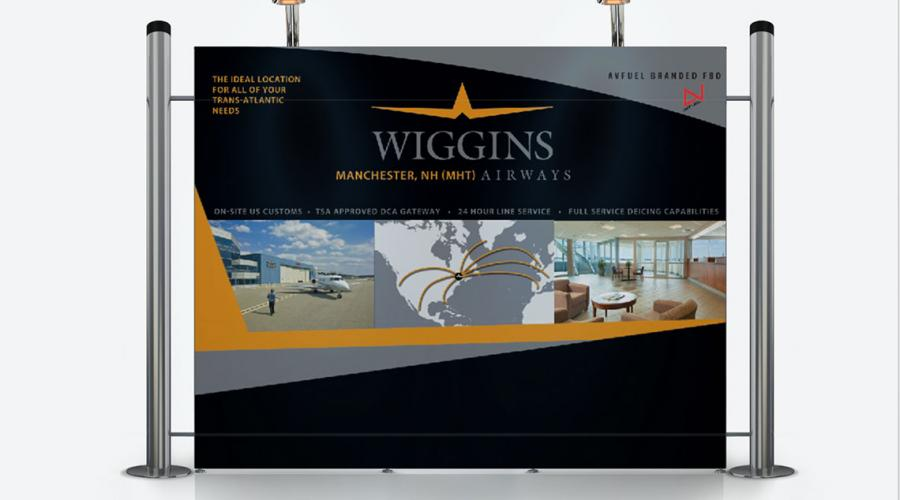 Wiggins Convention Display